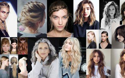 Les tendances 2017-2018 des coupes de cheveux pour femme
